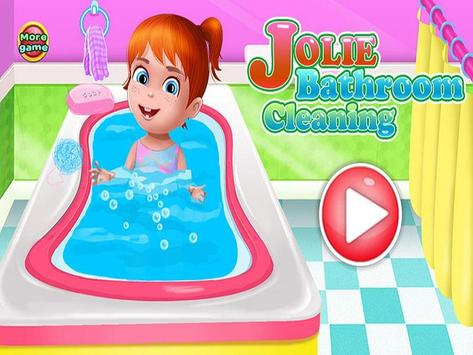 Jolie Bathroom Cleaning screenshot 8
