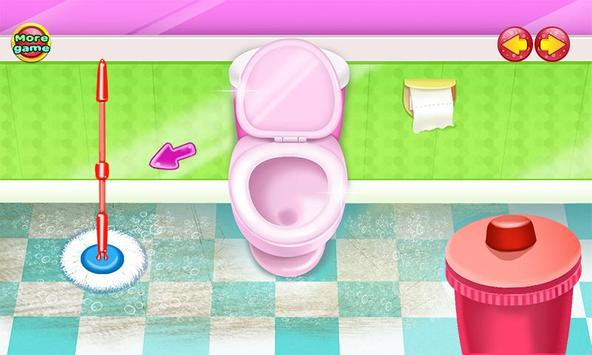 Jolie Bathroom Cleaning screenshot 10