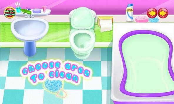 Jolie Bathroom Cleaning apk screenshot
