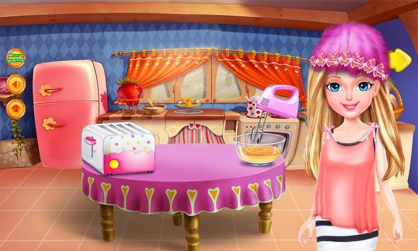Princess Pyjama Party apk screenshot