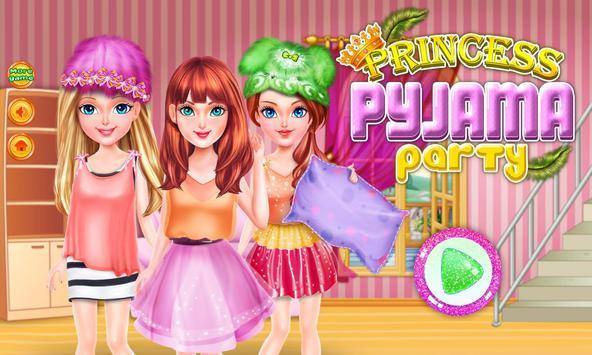 Princess Pyjama Party poster
