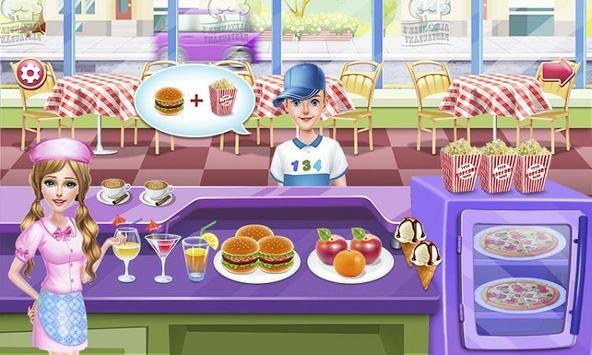 Restaurant Chef Cooking screenshot 5