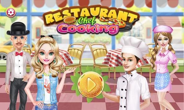 Restaurant Chef Cooking screenshot 8