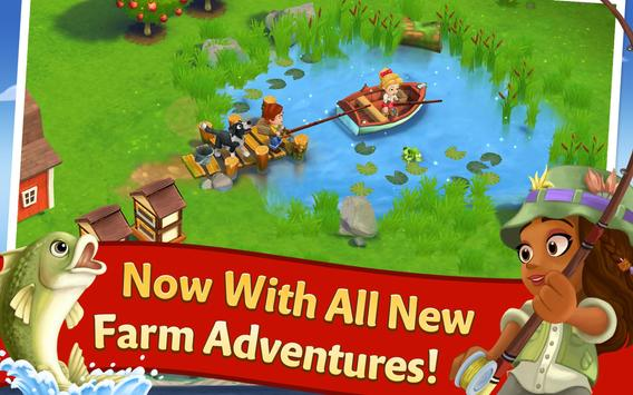 FarmVille 2: Country Escape apk تصوير الشاشة