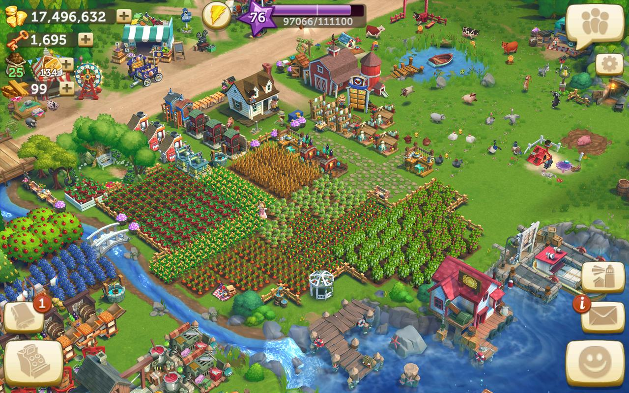 Farmville 2 Country Escape Apk Download Free Casual