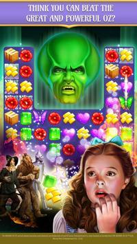 The Wizard of Oz Magic Match 3 captura de pantalla 11