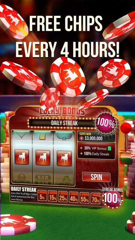 Zynga poker free download for mobile
