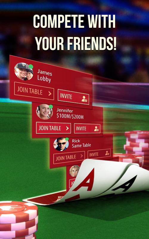 Zynga poker old apk