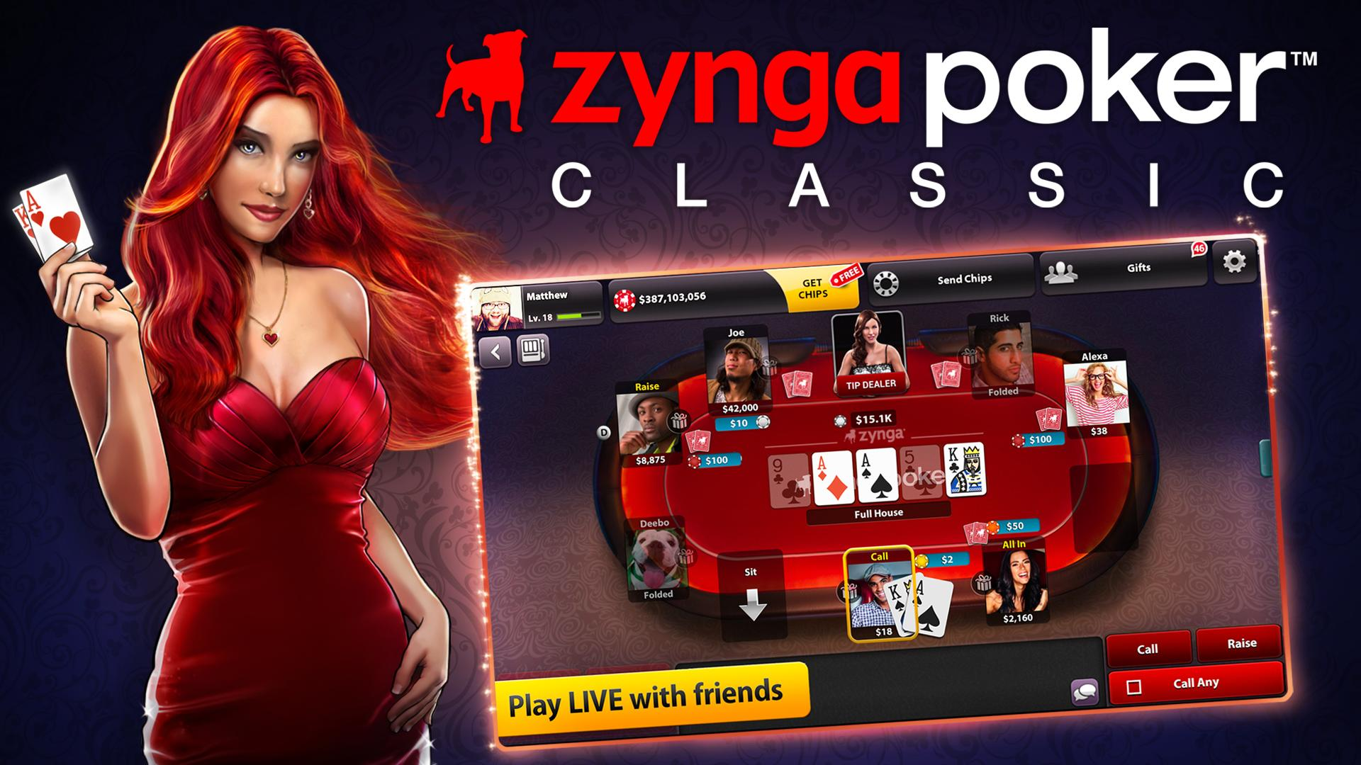 Zynga Poker For Android Apk Download