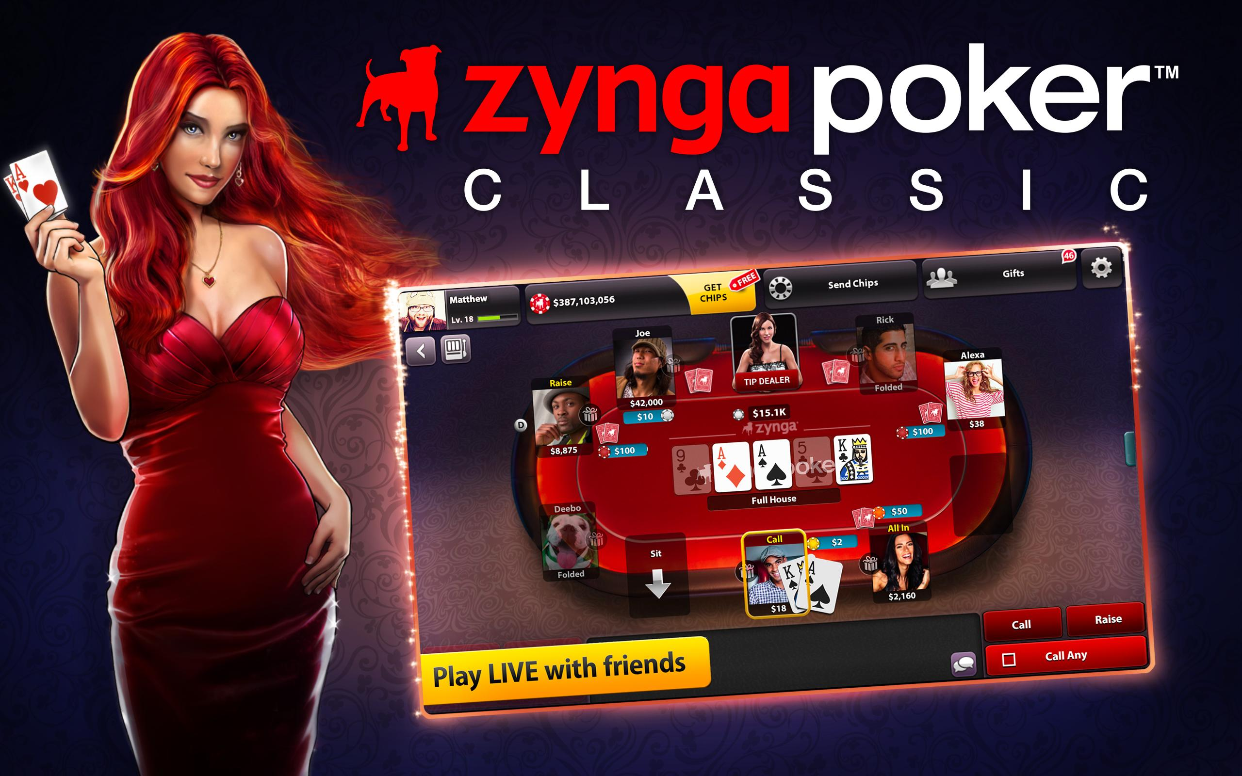 Zynga Poker for Android - APK Download