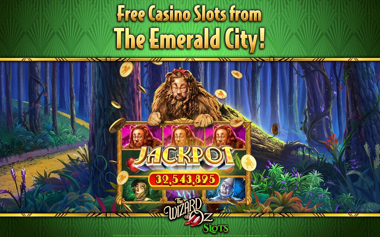 Wizard Of Oz Slot Game Free Download