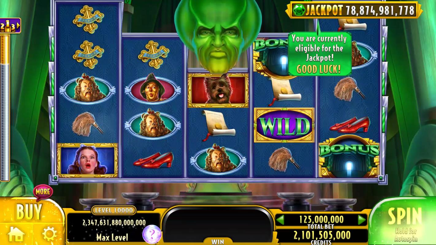 wizard of oz casino slot download