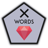 Ex-Words - Single Player Next-Generation Game icon