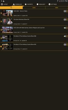 The Anthony Cumia Show apk screenshot