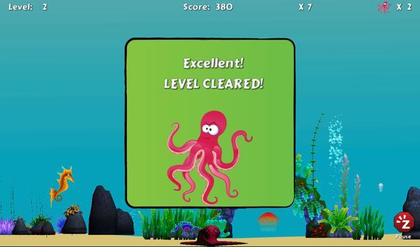 Turtle Invaders apk screenshot