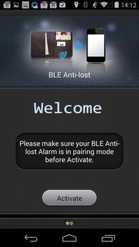 BLE Anti-lost-sp poster