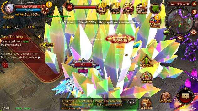 Mu Angel screenshot 4