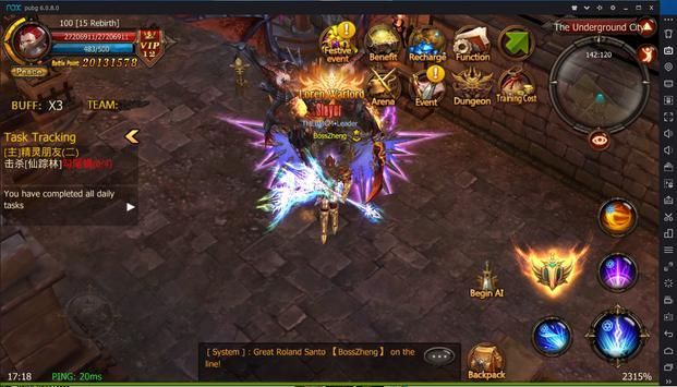 Mu Angel screenshot 6