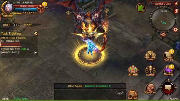 Mu Angel screenshot 1