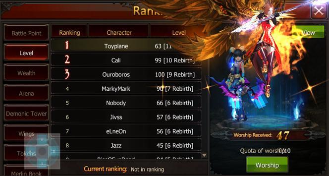 Mu Angel screenshot 23