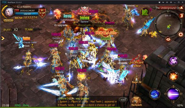 Mu Angel screenshot 22