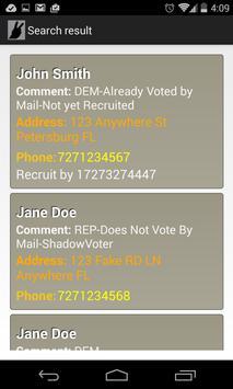 ShadowVote Lookup Caller ID apk screenshot