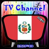 Info TV Channel Peru HD icon