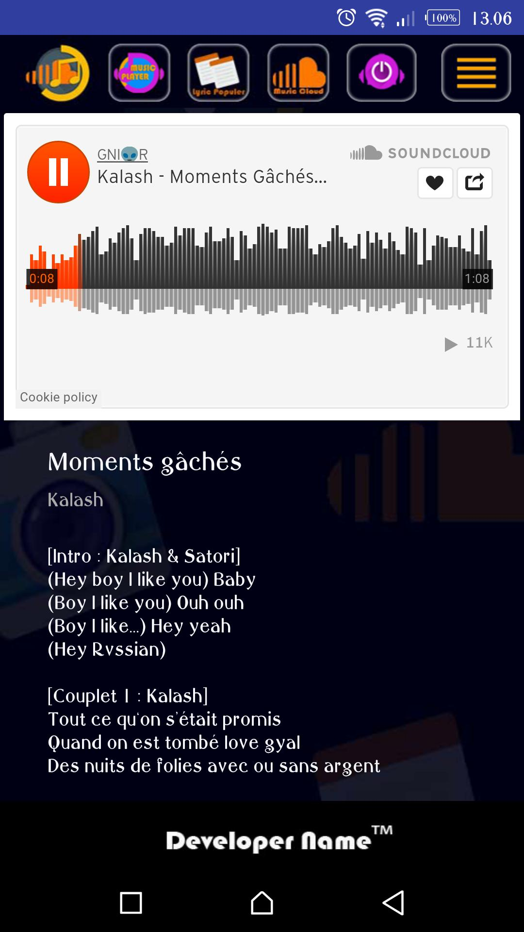 Song Kalash - Moments gâchés for Android - APK Download