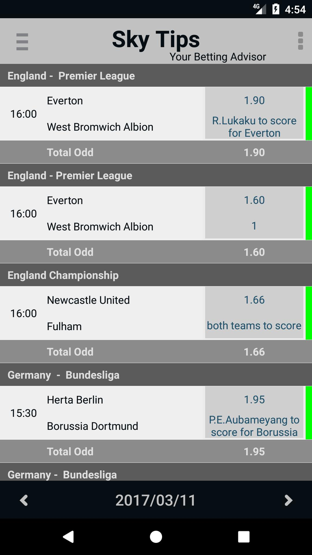 Betting tips 1x2 predictions spread betting companies compared to apple