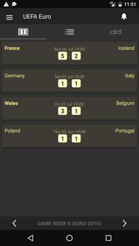 Scores - UEFA EURO 2020 - Football Championship poster