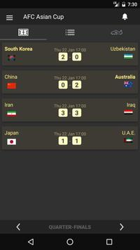 Scores - 2019 AFC Asian Cup screenshot 3