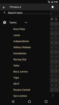 Scores - Primera B Nacional - Argentina Football screenshot 3