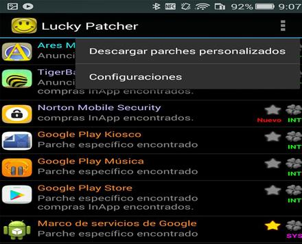 |Lucky Patcher| poster