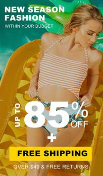 SHEIN - Fashion Shopping Online poster