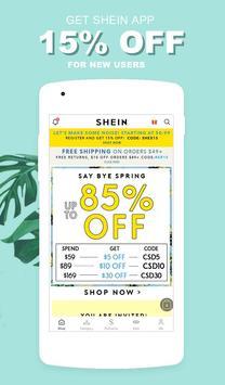SHEIN - Fashion Shopping Online apk screenshot
