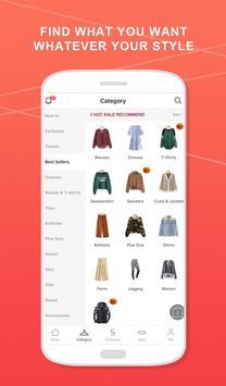 SHEIN-Fashion Shopping Online स्क्रीनशॉट 1