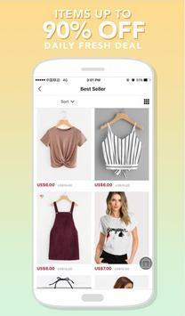 SheIn - Shop Women's Fashion apk screenshot