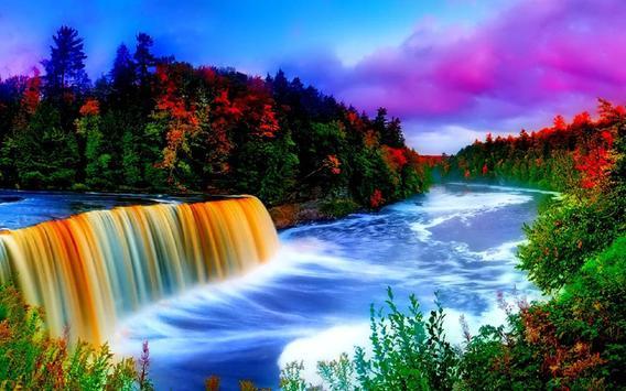 3D Waterfall screenshot 1
