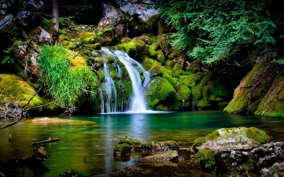 3D Waterfall screenshot 2