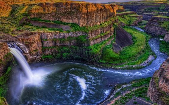 3D Waterfall screenshot 5