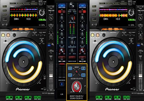 Pro Dj Player & Music Mixer apk screenshot