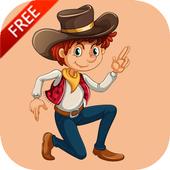 Adventure Cowboy icon