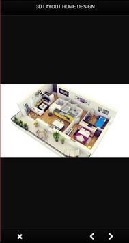 New Home layout Design screenshot 3