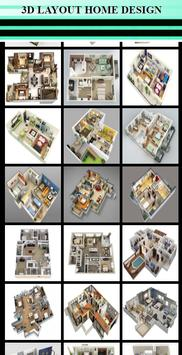 New Home layout Design screenshot 2
