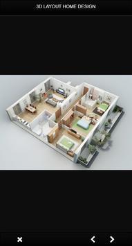 New Home layout Design screenshot 4