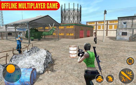 Fight To Survive Arena: Free Survival Missions screenshot 13