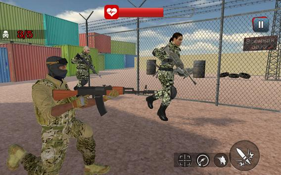 Fight To Survive Arena: Free Survival Missions screenshot 1