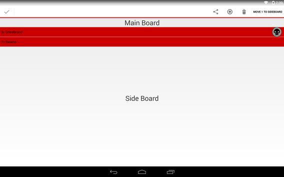 Magic: Deck Builder apk screenshot