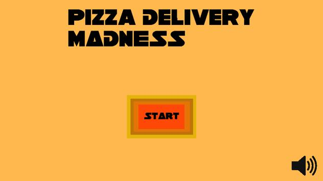 Pizza Delivery Madness poster