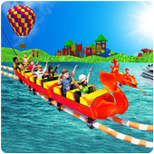 Roller Coaster Underwater Adventure icon